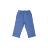 Sheffield Pants - Barbados Blue Corduroy with Grantley Gray Stork