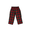 Sheffield Pants - Jamestown Tartan with Palmetto Pearl Stork