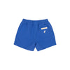 Sheffield Shorts - Rockefeller Royal Blue with Multicolor Stork