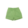 Sheffield Shorts - Grenada Green with Park City Periwinkle Stork