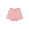 Sheffield Shorts - Plantation Pink with Buckhead Blue Stork