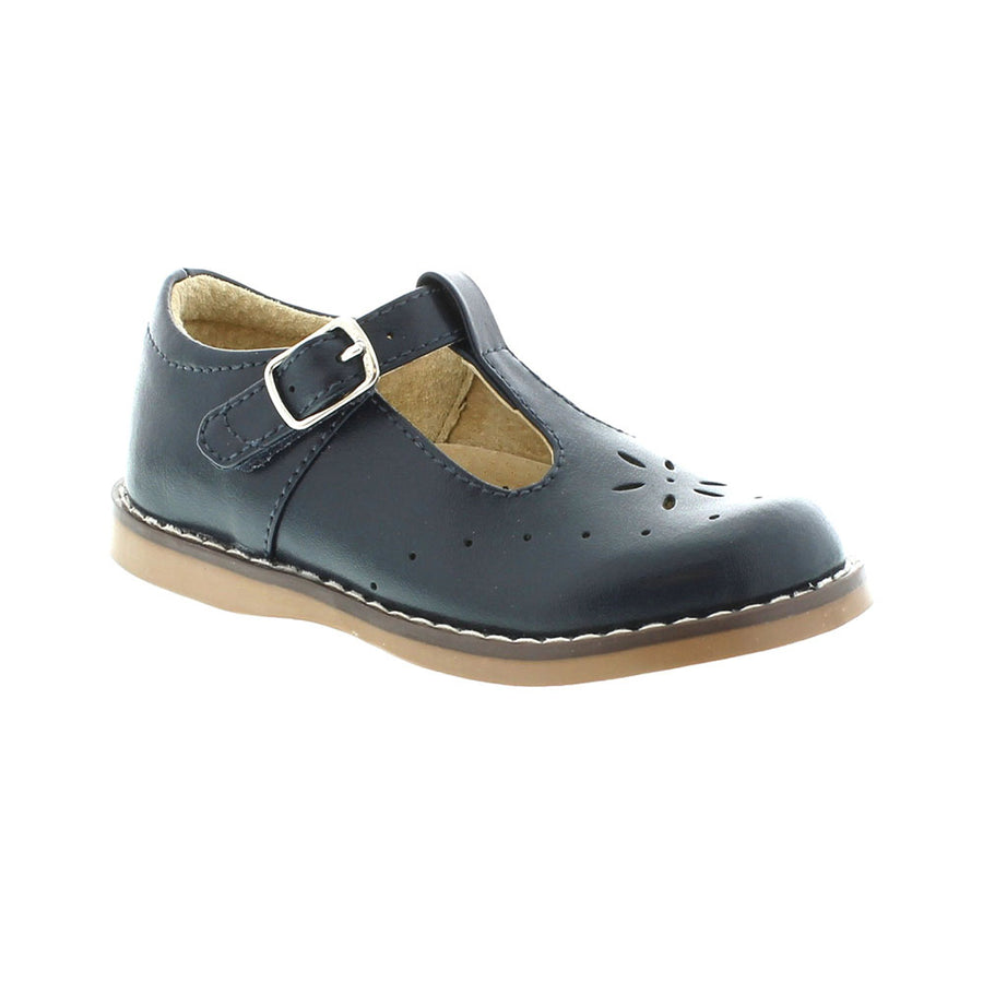 Footmates Sherry Shoe - Nantucket Navy