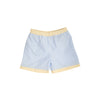Shelton Shorts - Beale Street Blue Stripe with Bellport Butter