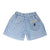 Shelton Shorts - Blue Grand Gasparilla Gingham