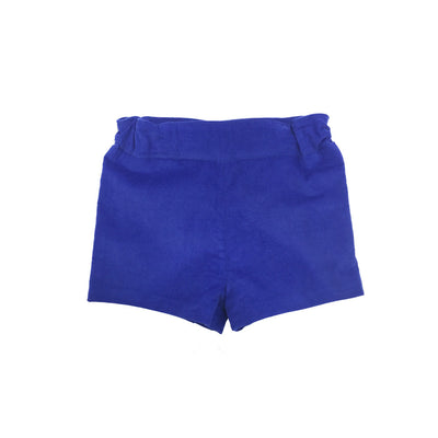 Sherwood Shorts - Rockefeller Royal Corduroy
