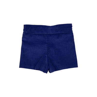 Sherwood Shorts (Corduroy) - Del Ray Dark Blue