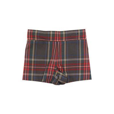 Sherwood Shorts - Grand Teton Tartan
