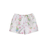 Shirley Shorts - Barbados Bamboo with Worth Avenue White Eyelet