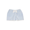 Shirley Shorts - Breakers Blue Seersucker