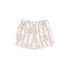 Shirley Shorts - Rutledge Ribbons with Beale Street Blue Stripe