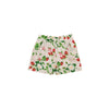 Shirley Shorts - Greenwich Garden with White Eyelet