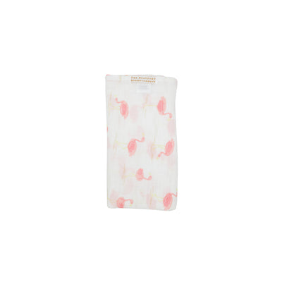 Silent Night Swaddle - Flarda Flamingo