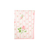 Silent Night Nursery Throw - Ridgewood Rows with Worth Avenue White