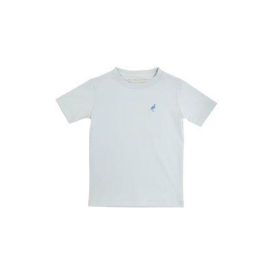 Sir Proper's T-Shirt - Buckhead Blue