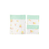 Sleep Tight Sheet Set - Biltmore Bouquet with Sea Island Seafoam