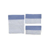Sleep Tight Sheet Set - Park City Periwinkle Stripe