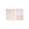 Sleep Tight Sheet Set - Belle Meade Bow with Palm Beach Pink