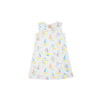 Sleeveless Polly Play Dress - Sandyport Sailboats