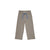 Sunday Style Sweatpants - Grantley Gray with Barbados Blue