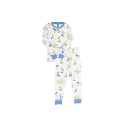 Sutton's Sweet Dream Set - Join Our Circus (Boy) with Barbados Blue