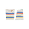 Sutton's Sweet Dream Set - Singer Island Stripe with Worth Avenue White