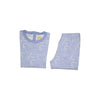 Sutton's Sweet Dream Set - Wilmington Waves with Park City Periwinkle (unisex)