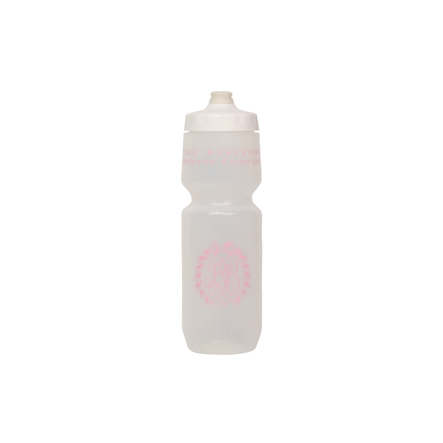 T.B.B.C. Water Bottle with Pink Logo