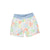 Tortola Swim Trunks - Bimini Botanical with Buckhead Blue