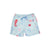 Tortola Swim Trunks - Chalk Sound Seahorse