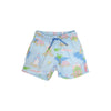 Tortola Swim Trunks - Cabana Rentals with Barbados Blue