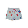Tortola Trunks - New Street Nautical Flags