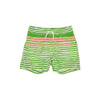 Tortola Trunks - Stratford Stripe with Worth Avenue White Stork