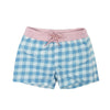 Tortola Trunks - Blue Grand Gasparilla Gingham