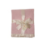 Tuck Me In Baby Blanket - Plantation Pink