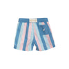 Turtle Bay Swim Trunks - Cayman Cabana Stripe
