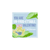 Valentine Cards - Unforgettable Valentine with Buckhead Blue (set of 15)
