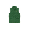 Vaughn Vest - Saratoga Gate Green with Keeneland Khaki Stork