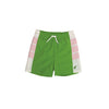 Vintage Volley Trunks - Lexington Lime with Plantation Pink