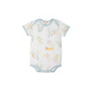 Walt Onesie - McMeekin Monkey with Buckhead Blue