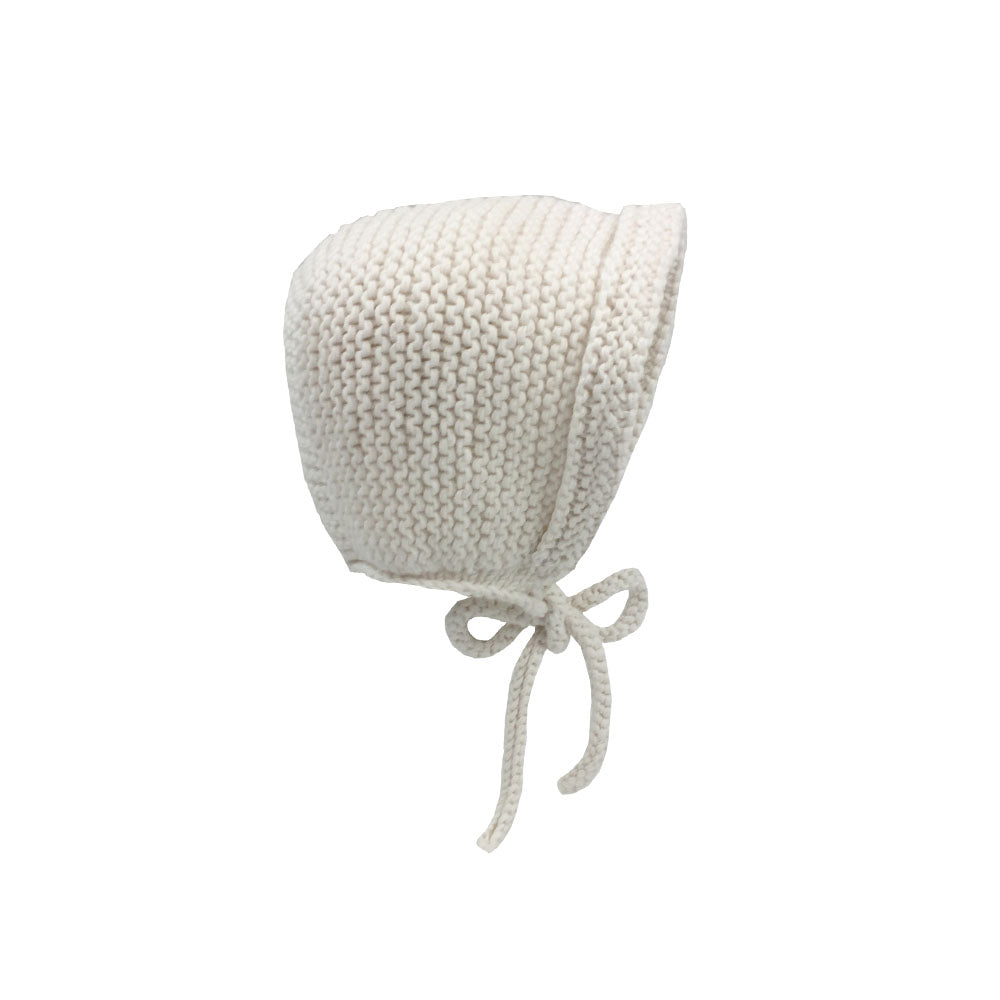 Westminster Bonnet - Palmetto Pearl (knit)