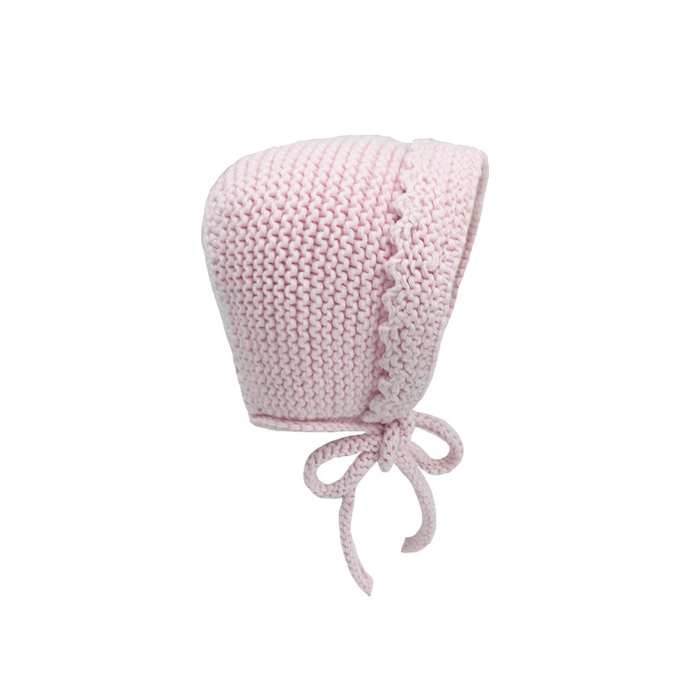 Westminster Bonnet - Plantation Pink (knit)