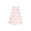 Sleeveless Polly Play Dress (Ladies) - St. Simon's Sailboat (pink)