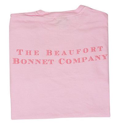 Short Sleeve Adult T.B.B.C. T-Shirt - Pink