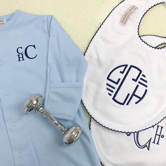 Bellyfull Bib - White with Nantucket Picot Trim
