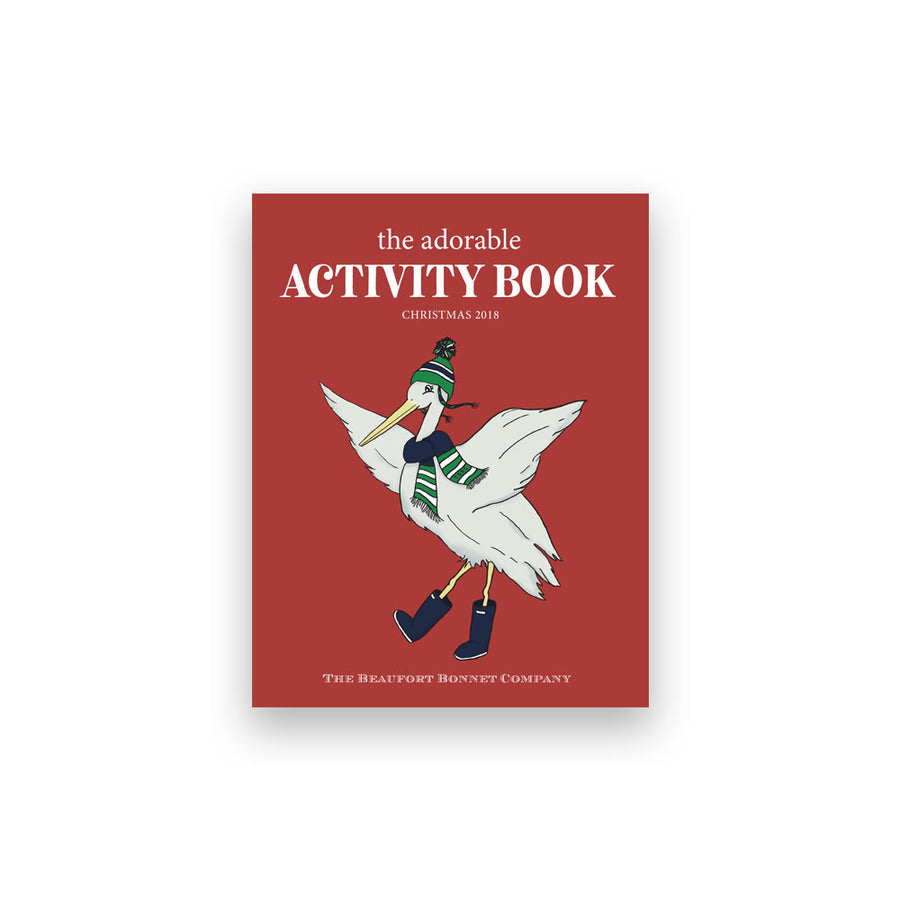 The Adorable Activity Book - Christmas Edition
