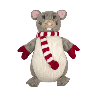 Night Night Knit Doll - Noteven A. Mouse