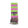 Frances Fringe Scarf - Hamptons Hot Pink/Lexington Lime/Nantucket Navy