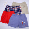 Shelton Shorts - Planters Inn Plaid