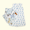 Silent Night Swaddle - Sir Proper Stork