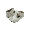Livie & Luca Cora Crib Shoe - White